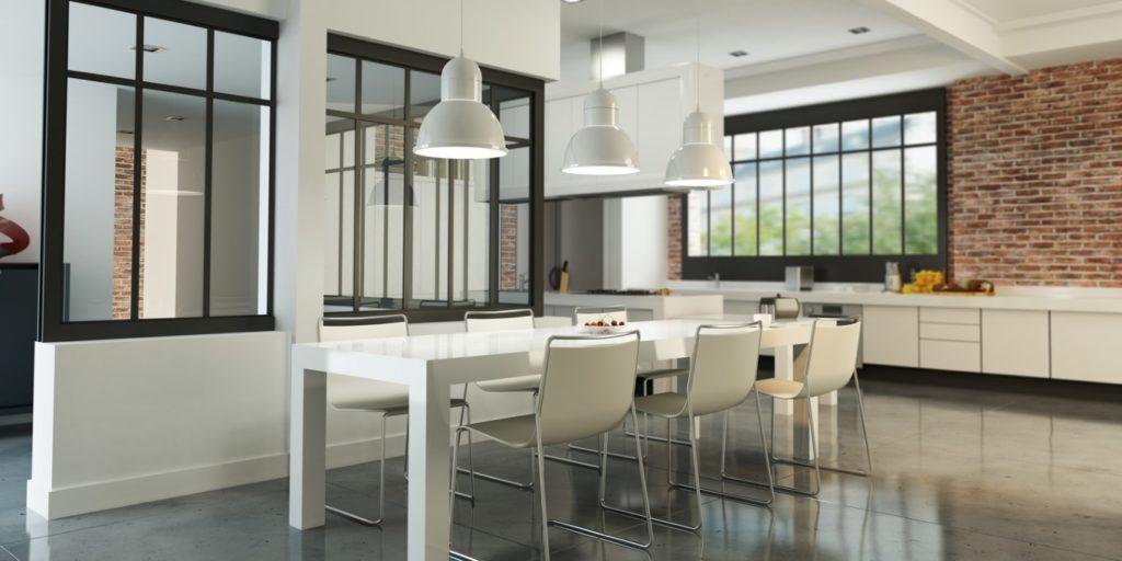 Industriestil & Industrial look aus Glas | Glaserei Schlott