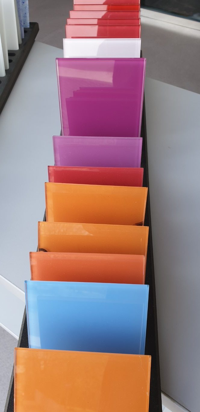 Küchenrückwand Farben